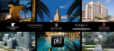 Park One Is Leading Parking Provider at Luxury Hotels in Miami