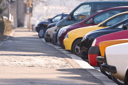 Future of Urban Parking Lots