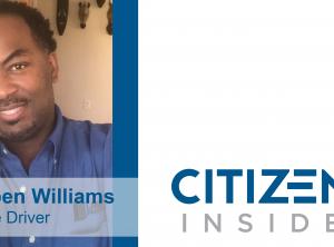 Citizens Insider: Reuben Williams