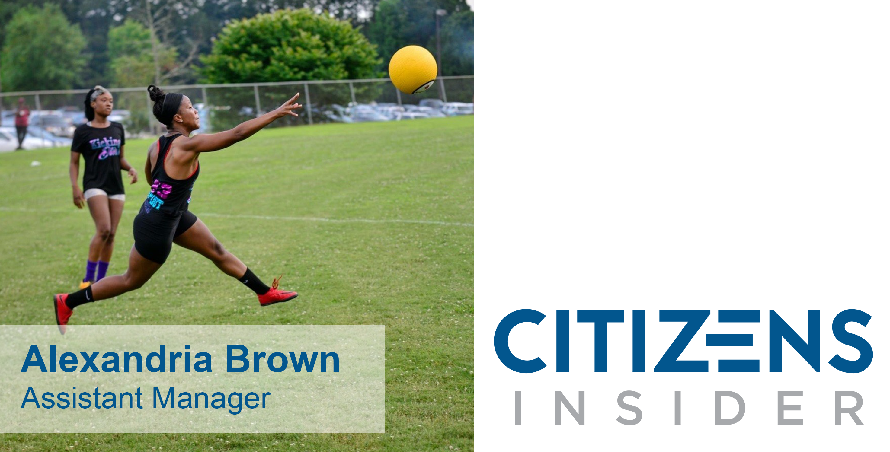 Citizens Insider: Alexandria Brown