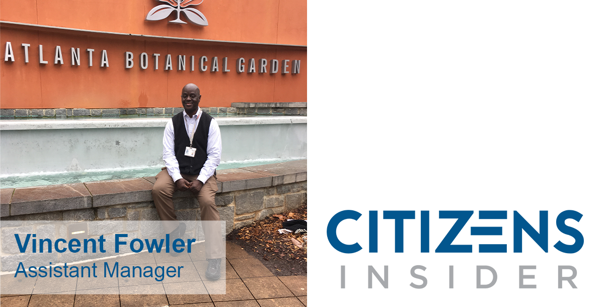 Citizens Insider: Vincent Fowler