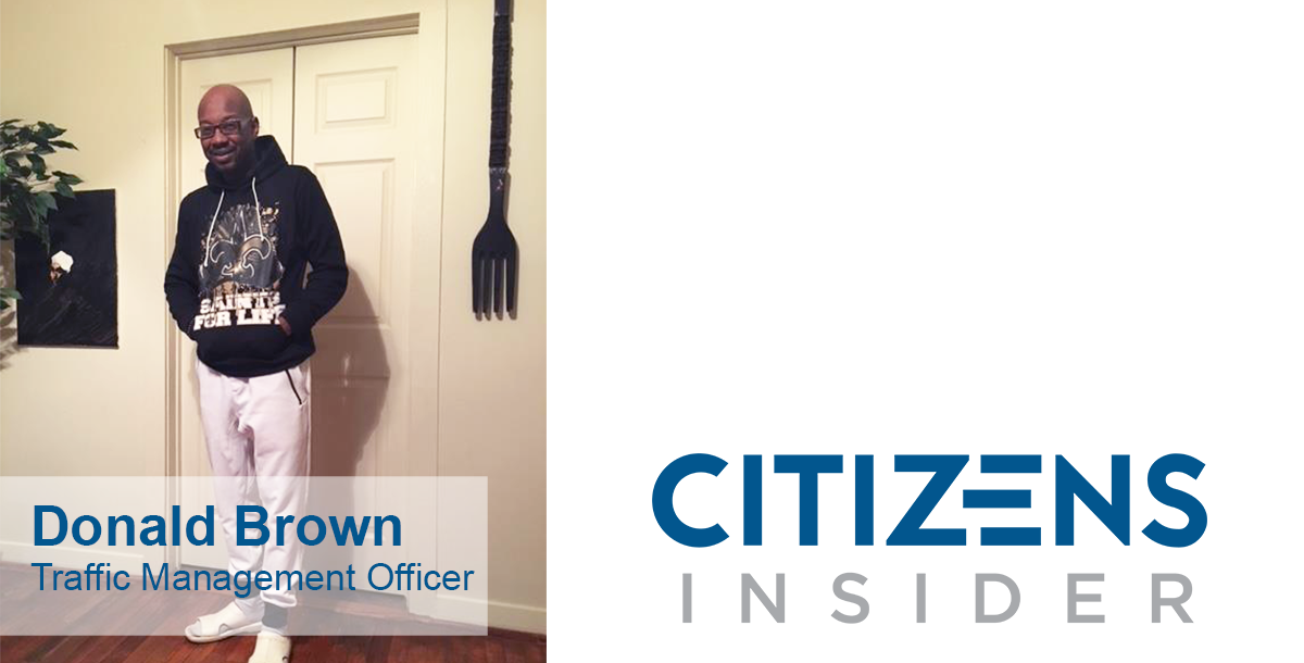 Citizens Insider: Donald Brown