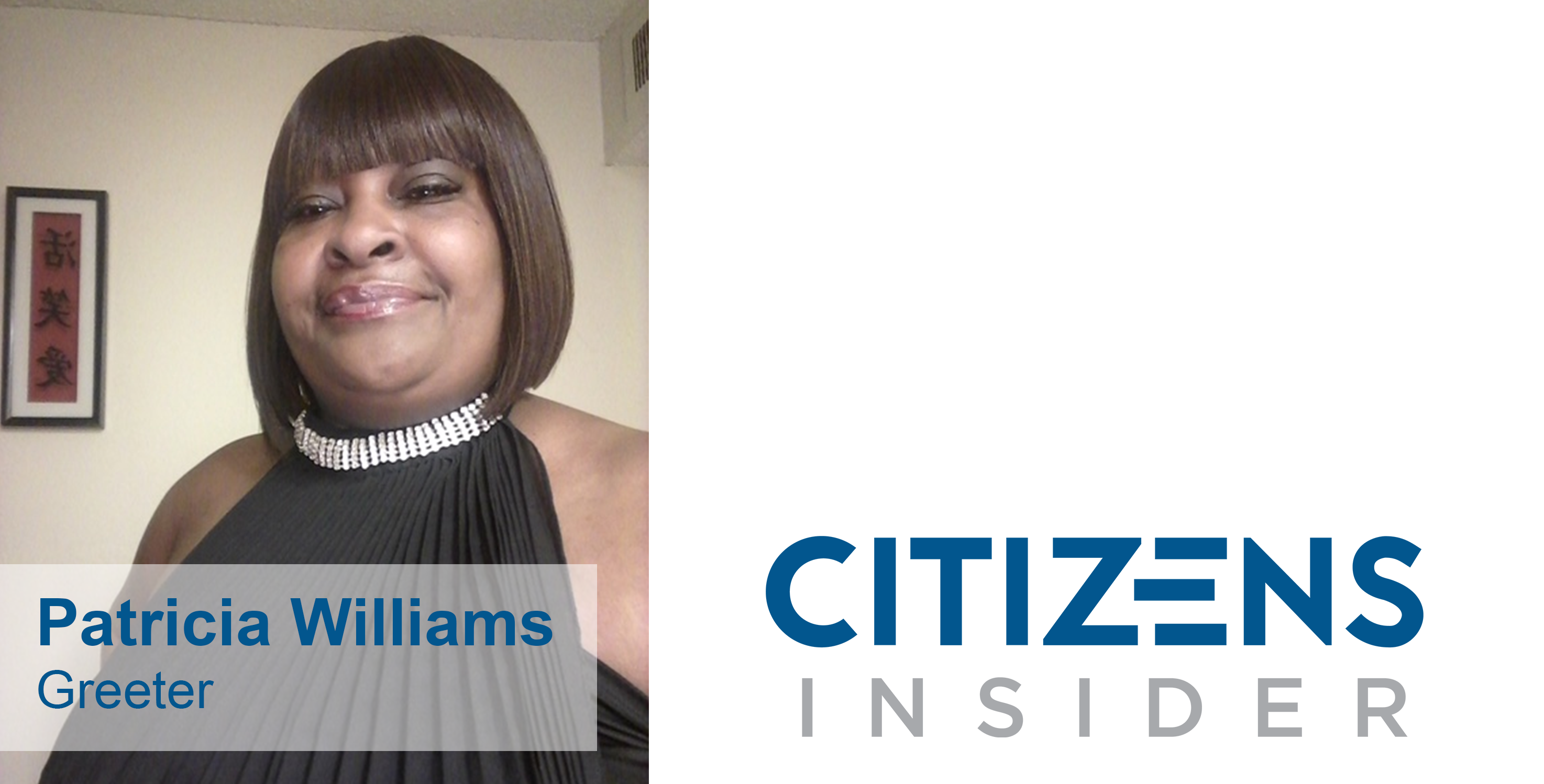 Citizens Insider: Patricia Williams