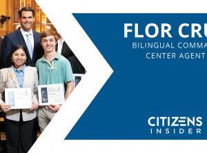 Citizens Insider: Flor Cruz