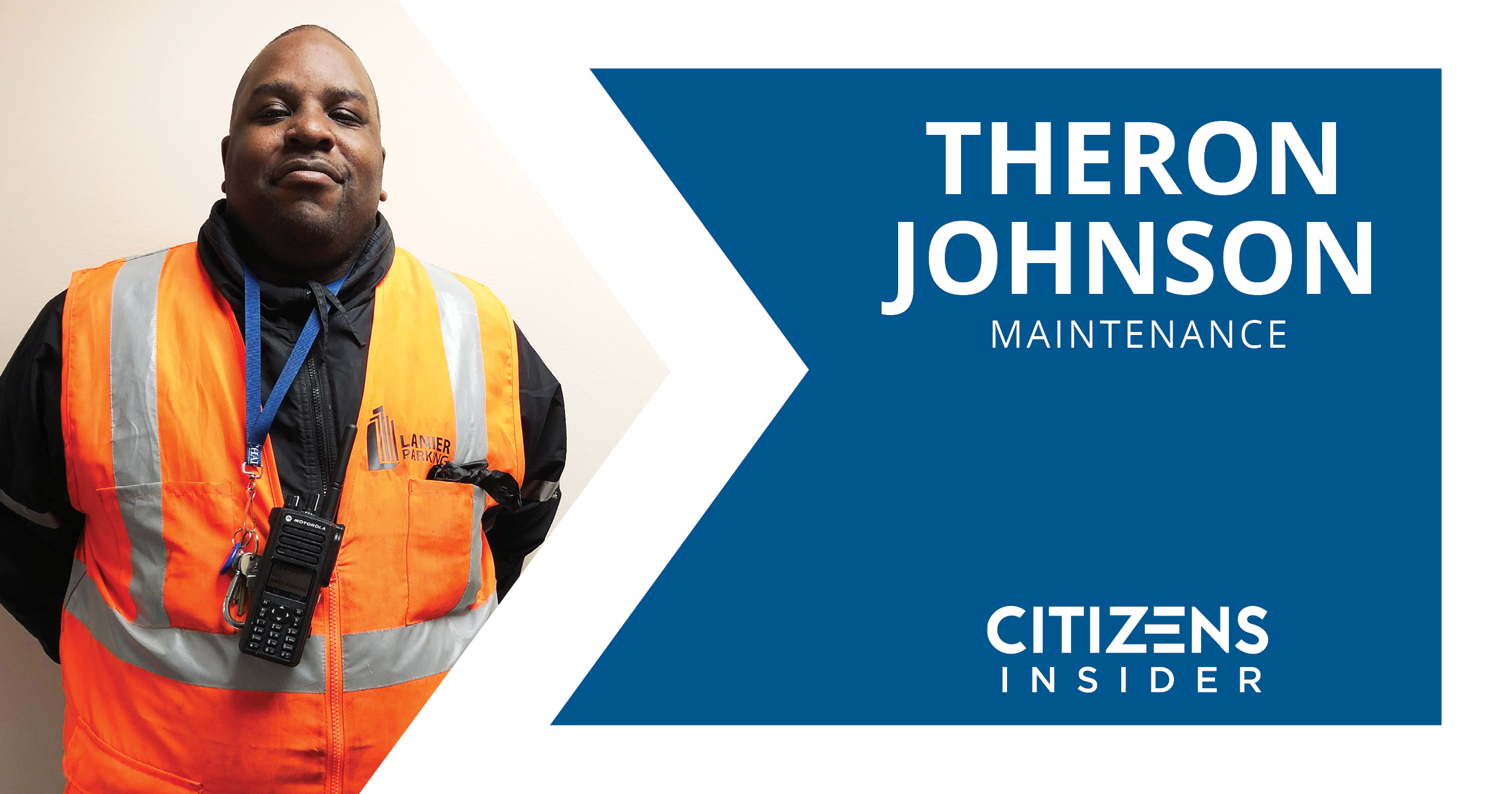 Citizens Insider: Theron Johnson