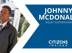 Citizens Insider: Johnny McDonald
